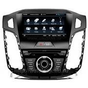Штатное головное устройство MyDean 7191 для автомобиля Ford Focus 3 (новая модель) фото