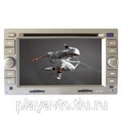 Штатное головное устройство Geely Emgrand, Chery Tiggo,Vortex Tingo GPS, TV, DVD, Bluetooth, MP3 фото