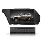 Штатное головное устройство Mercedes Benz GLK фото