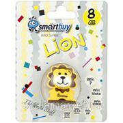 USB флэш-диск Smart Buy 8GB Wild series Lion фото