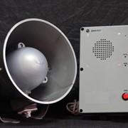 Монтаж систем громкоговорящей связи и оповещения фото