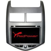 Штатное головное устройство Chevrolet Aveo 2011 фото
