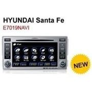 Магнитола Hyundai Santa Fe E7519NAVI фото