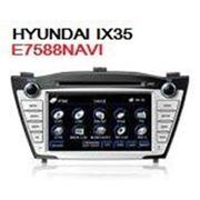 Штатное головное устройство FlyAudio E7588NAVI HYUNDAI IX35 фото