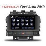 Штатное головное устройство FlyAudio FA086NAVI Opel Astra NEW фото