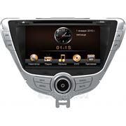 Штатное головное устройство Hyundai Elantra 2012+, Avante 2012+, I35 2012+ (Windows) (Intro CHR-2431) фото