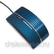 MON-20U blueNakatomi Navigator - опт. мышка, 3 кнопки + ролик, USB, синяя фото