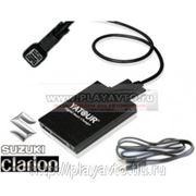 USB эмулятор ченджера yatour YT-M06 для подключения к штатной магнитоле Clarion/Suzuki/Mcintosh фото