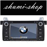 Штатная магнитола BMW E46/X3/Z3/Z4 Witson W2-D9745B фото