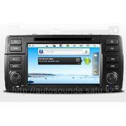 Штатное головное устройство DVN-E46 BMW 3 «Dynavin» ANDROID фото