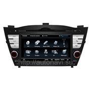 Штатное головное устройство Hyundai IX 35 2.0L (Windows) (MyDean 7115) фото