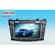 Штатное головное устройство NEW Mazda 3 «KAIZHEN» фото