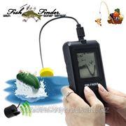 Рыболокатор (эхолот) с Датчиком Гидролокатора фото