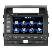 Штатное головное устройство для TOYOTA Land Cruiser 200 - Intro CHR-3290 фото