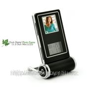 Часы Digital Photo Frame (1,5 дюйма мини LCD) фото
