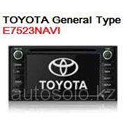Штатное головное устройство Toyota General Type универсальная Fly audio фото