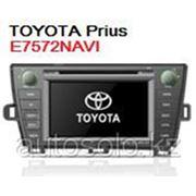 Штатное головное устройство Toyota PRIUS Fly audio фото