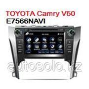 Штатное головное устройство Toyota CAMRY V50 Fly audio фото