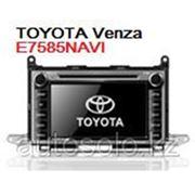 Штатное головное устройство Toyota VENZA Fly audio фото