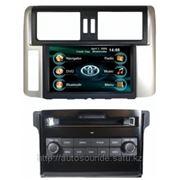 Штатное головное устройство Toyota Prado 150 «Roadrover» фото