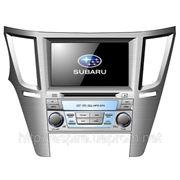Штатная автомагнитола FlyAudio E8054NAVI для Subaru Legacy, Outback фото