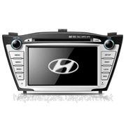 Штатная автомагнитола PMS HIX-7588 для Hyundai IX 35 фото