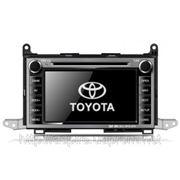 Штатная автомагнитола PMS TVZ-7585 для Toyota Venza фото