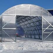 Поликарбонат парниково,тепличный 2-ая защита. фото
