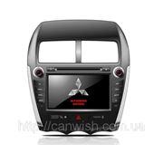 Штатная автомагнитола FlyAudio E7568NAVI для Mitsubishi ASX фото