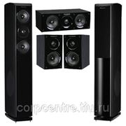 Комплект акустических систем Wharfedale Obsidian 600 Cinema Pack фото