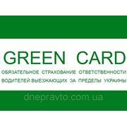 Зеленая карта для выезда СНГ Е - автобусы