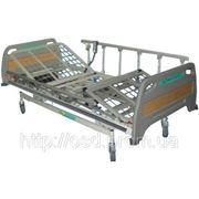 Електричне багатоцільове (універсальне) медичне ліжко фото