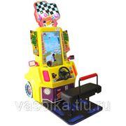 Игровой автомат Baby Racing фотография