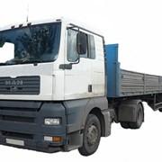 Автомобильные перевозки штучных грузов фото