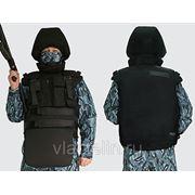 Бронежилет пулезащитный «Модуль-5М» 6а Класса защиты (комплектация 6а8к-2-ук-116-125-В115-П17) фото