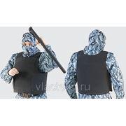 Бронежилет пулезащитный «Модуль-3М» 3 Класса защиты №3р (комплектация 38-2-пс-120-127-Б23-2) фото