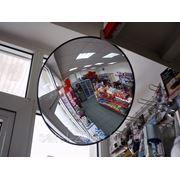 Зеркало для помещений круглое D300,400,500,600,700,800,900 фото