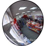 Зеркало для помещений круглое D=600мм фото