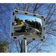 Дорожное зеркало безопасности MEGA 400х600