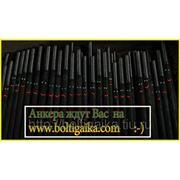 Болты фундаментные прямые, тип 5 м24х450 ГОСТ 24379.1-80. ст3-35, 35х, 40, 40х, 09г2с, 45. ( масса шпильки 1.60 кг. ). фото