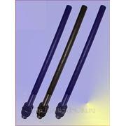 Болты фундаментные прямые, тип 5 м12х150 ГОСТ 24379.1-80. ст3-35, 35х, 40, 40х, 09г2с, 45. ( масса шпильки 0.13 кг. ). фото