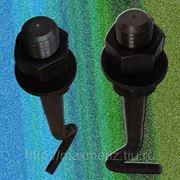 Болт фундаментный (шпилька) ГОСТ 24379.1-80 1.2 М16Х710 ст.3 (масса шпильки 1,19 кг.) фото