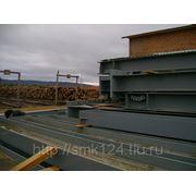 Каркасы здания, модульные здания, производственные помещения, котельное, грузоподъемное оборудование фото