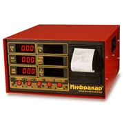 Газоанализатор 2хкомпонентный Инфракар 10.02 фото