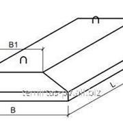 Плита железобетонные ленточных фундаментов ФЛ 32.12-3 фото