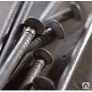 Гвозди с кольцевой накаткой для евротары 3,4 * 90 мм (кольцевая) фото