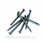 Гвозди строительные 1.2х20-б/п ГОСТ 4028-63 (25 кг) фото