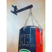 Настенная подвесная система для боксерских мешков фото