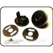 Кнопка-магнит для сумок (кнопка, кнопка швейная, кнопка купить) фото