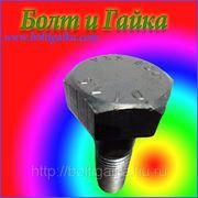 Болты высокопрочные м20х100 класс прочности 10.9 ГОСТ Р 52644-2006, 22353-77. фото